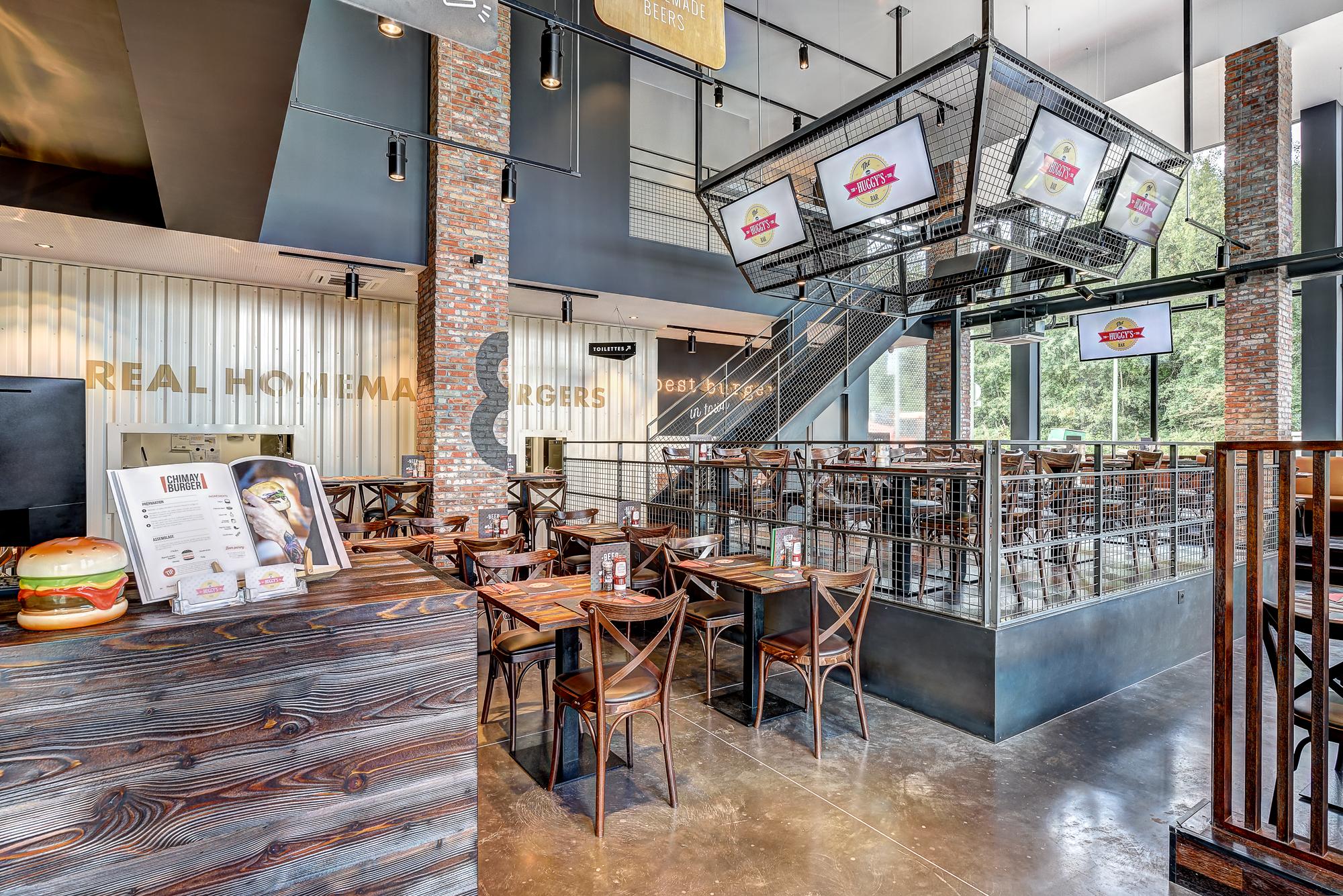 The Huggy's Bar - Sprimont