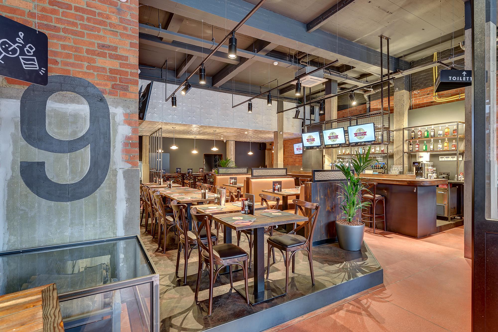 The Huggy's Bar - Charleroi